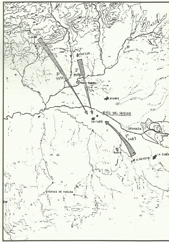 8-incursiones-del-rey-fernando-a-la-comarca-de-santa-fe