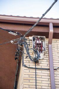 instalación electrica Pedro Ruiz
