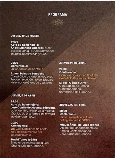 I Ciclo de Conferencias (2)