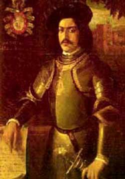 """Figura 1. Hernán Pérez del Pulgar, apodado """"el de las Hazañas"""". (http://www.traditioninaction.org/religious/h013rp.PerezDelPulgar.html)"""