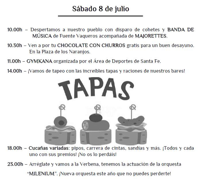 Fiestas de Pedro Ruiz III